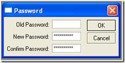 Tutorial Instalasi MikroTIK Winbox Ganti Password